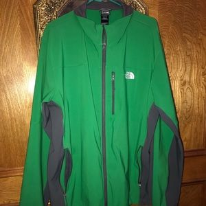 Like new The North Face Jacket Green xxl 2xl